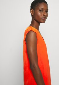 Esprit Collection - MIX - Korte jurk - red orange - 3