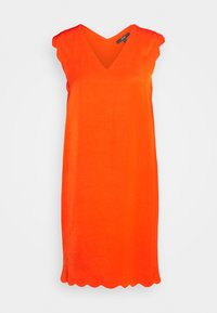 Esprit Collection - MIX - Korte jurk - red orange - 4