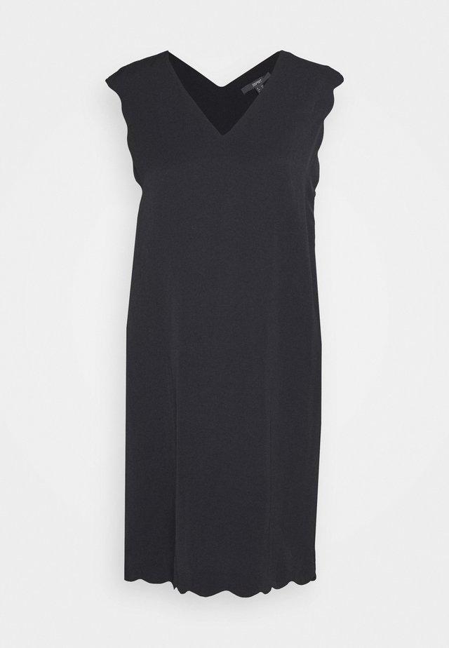 MIX - Korte jurk - black