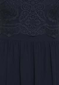 Esprit Collection - LUX FLUID - Cocktailkleid/festliches Kleid - navy - 2