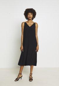 Esprit Collection - Korte jurk - black - 1