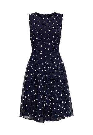 LUX FLUID - Day dress - navy 3