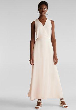 NEW DRAPE DRESS - Maxi-jurk - pastel pink