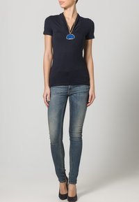 Esprit Collection - Basic T-shirt - dark navy - 0