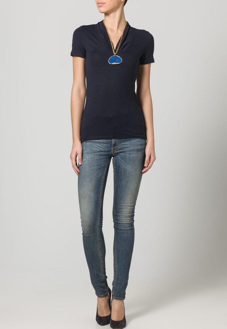Esprit Collection - Basic T-shirt - dark navy