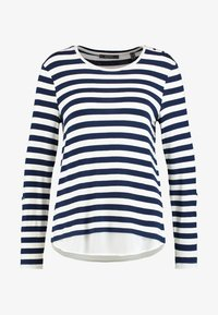 Esprit Collection - STRIPED - Neule - navy - 5
