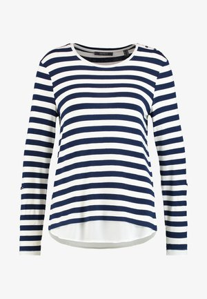 STRIPED - Jersey de punto - navy