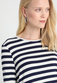 Esprit Collection - STRIPED - Neule - navy - 3