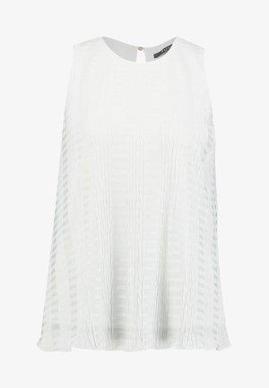 A-LINE - Débardeur - off white