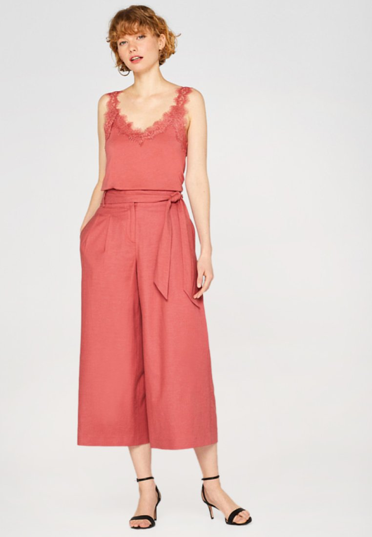 Esprit Collection - DOUBLE - Top - red