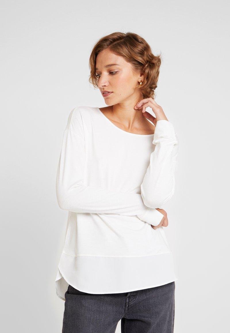 Esprit Collection - Langarmshirt - off white