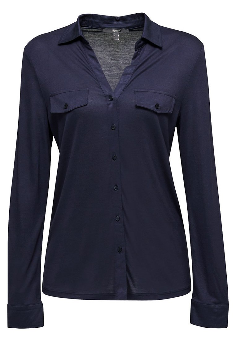 Esprit Collection Chemisier - Navy
