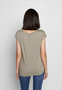 Esprit Collection - TEE - T-shirts med print - light taupe - 2
