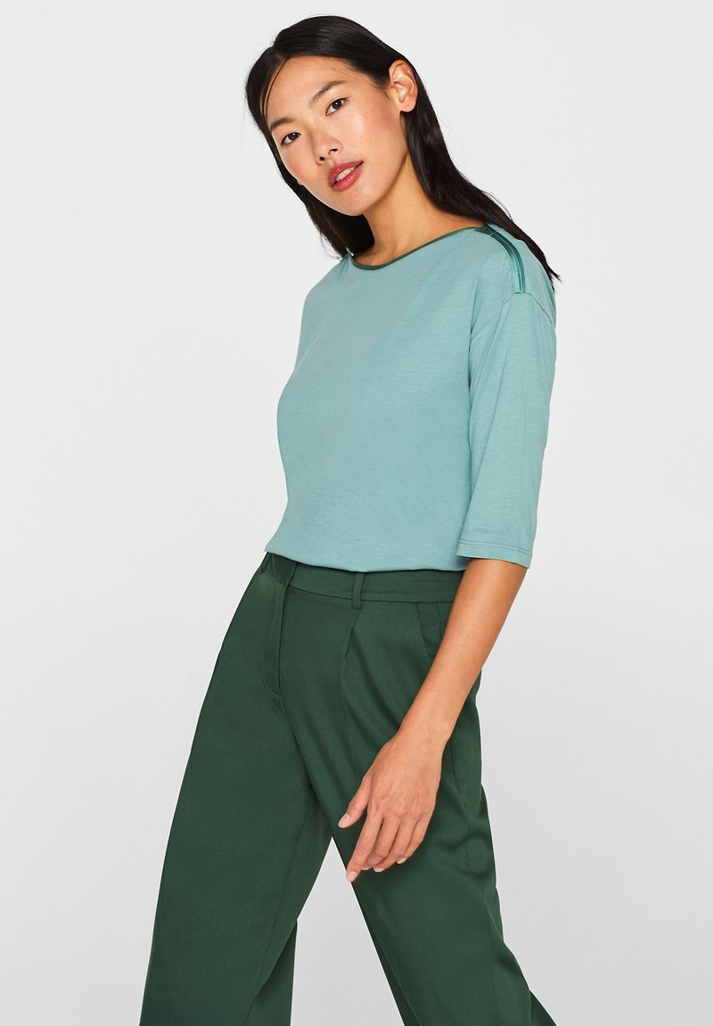 Esprit Collection - T-shirt print - dusty green