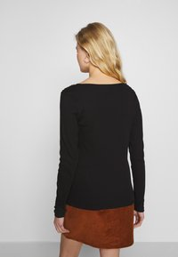 Esprit Collection - Topper langermet - black