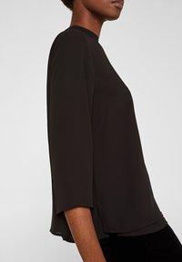 Esprit Collection - MIT LAYER DETAIL - Blouse - black - 4