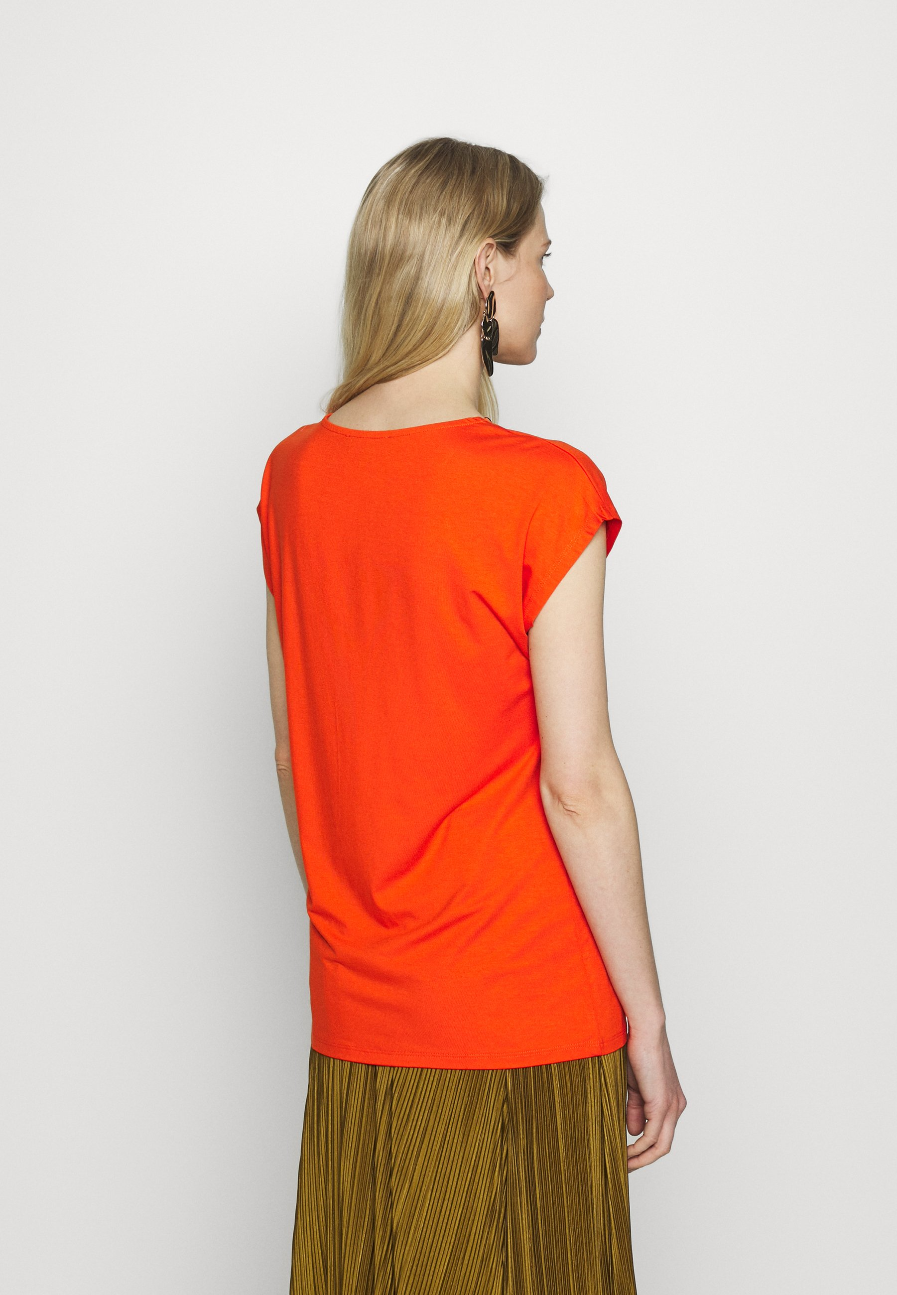 Esprit Collection T-shirts - red orange