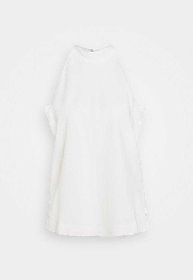 NECKHOLDER - Top - off white