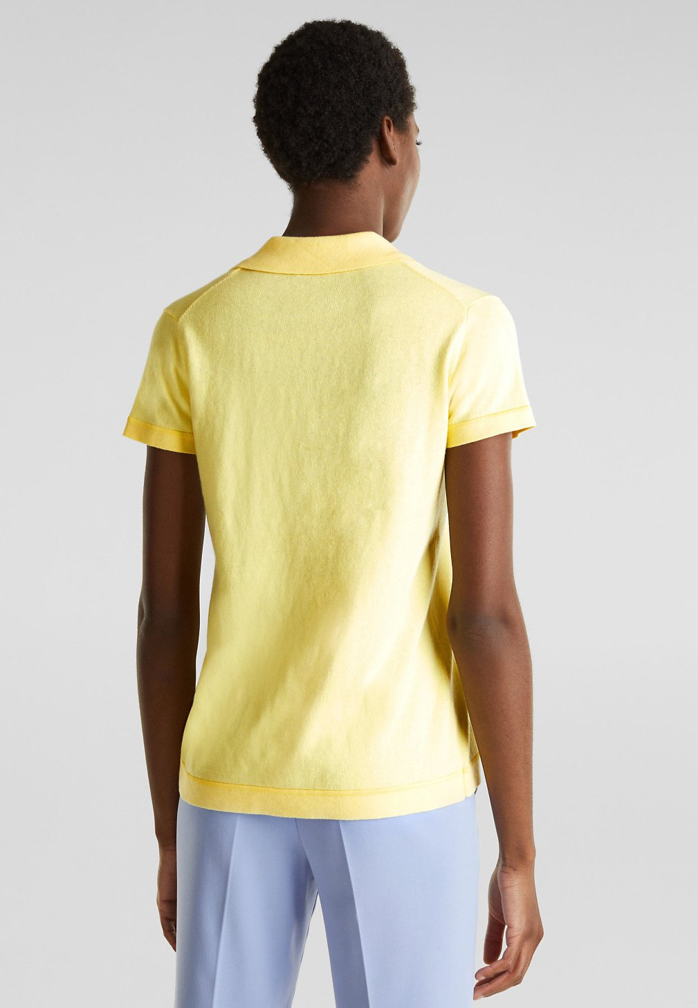 Esprit Collection T-shirt - Bas Lime Yellow
