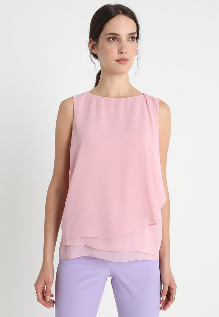 Esprit Collection - CRINKLE - Bluse - pink