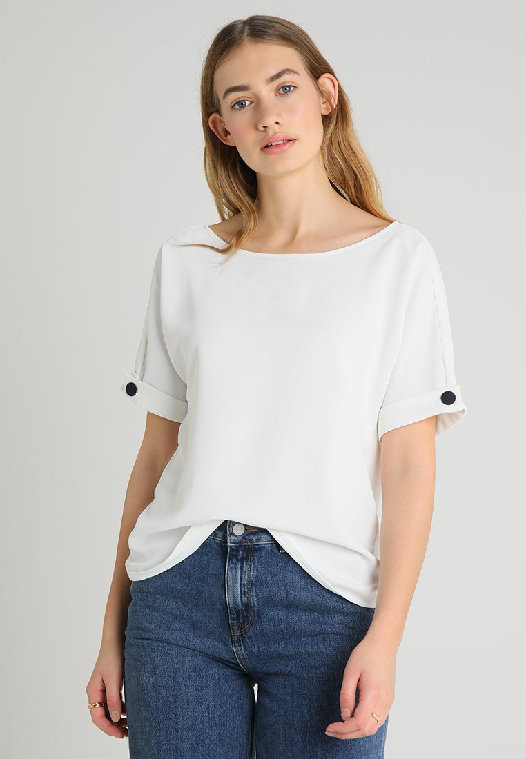 Esprit Collection - BLOUSE - Bluse - off white