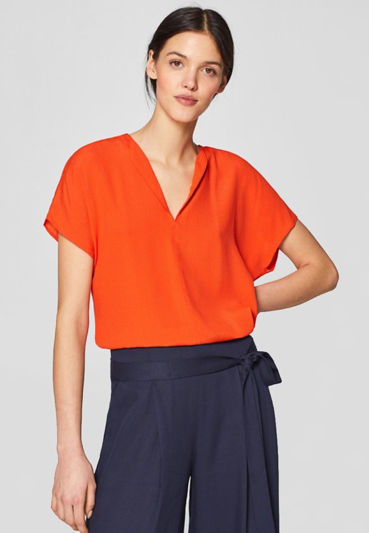 Esprit Collection - Bluse - red orange