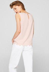 Esprit Collection - MATTSHINY - Blouse - light pink - 2