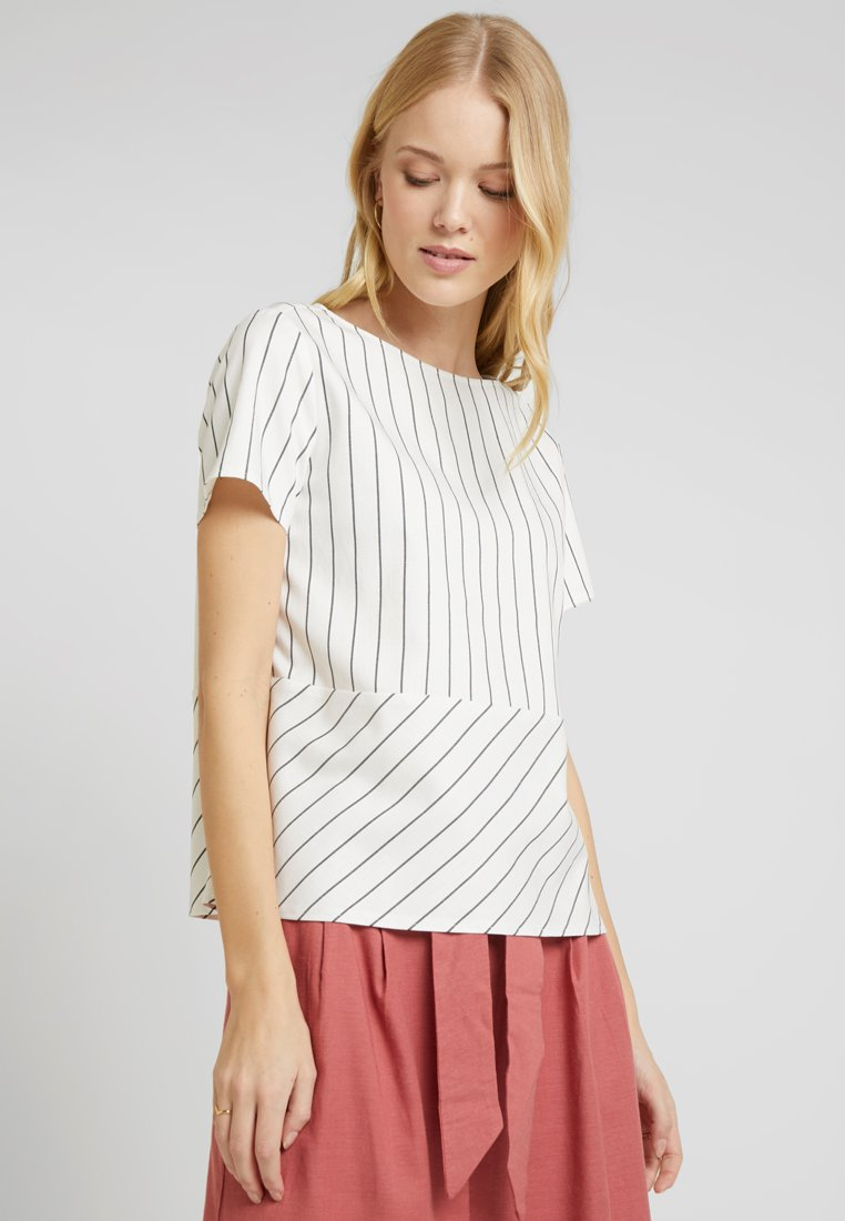 Esprit Collection - BLOUSE - Blusa - off white