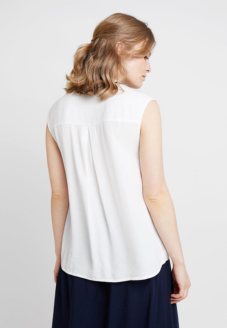 Esprit Off SoftBlouse White Collection Super uTcFJ13lK