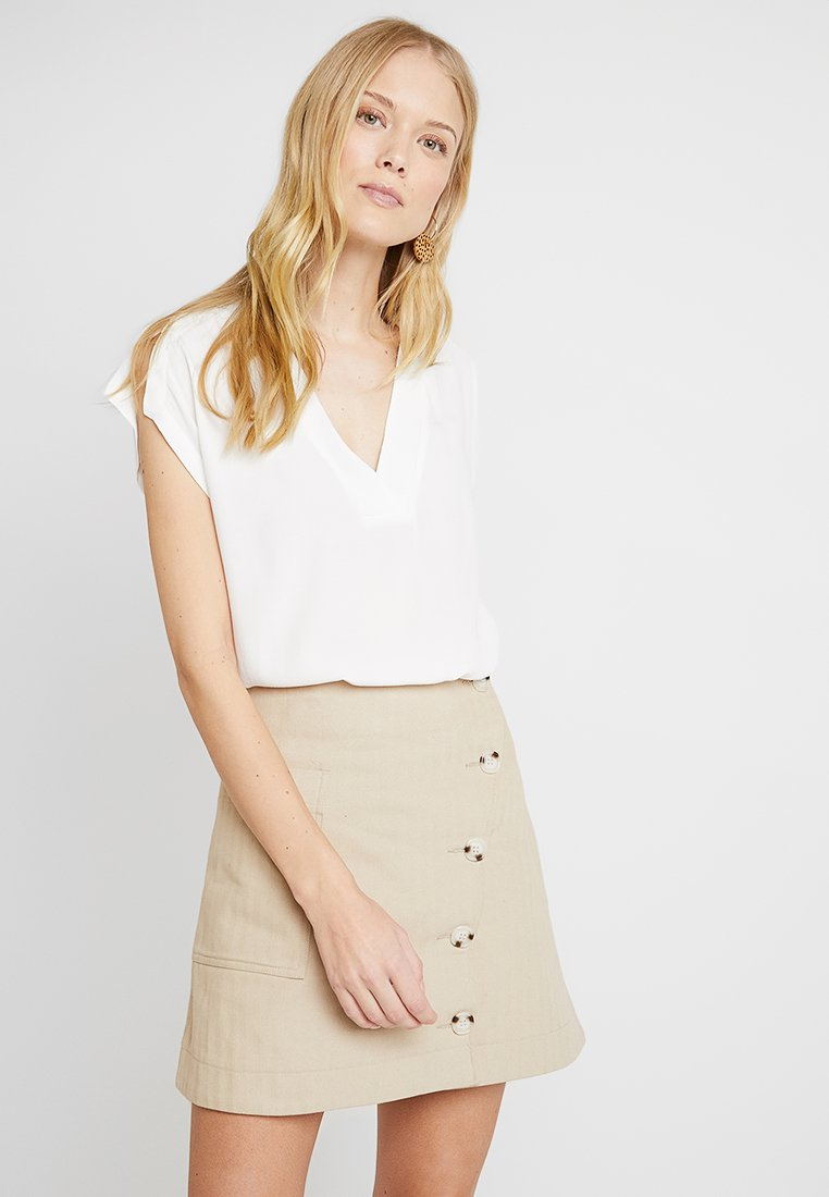 Esprit Collection - NEW FLUID - Bluse - off white