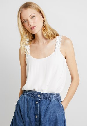 SOFT TOUCH  - Blouse - off white