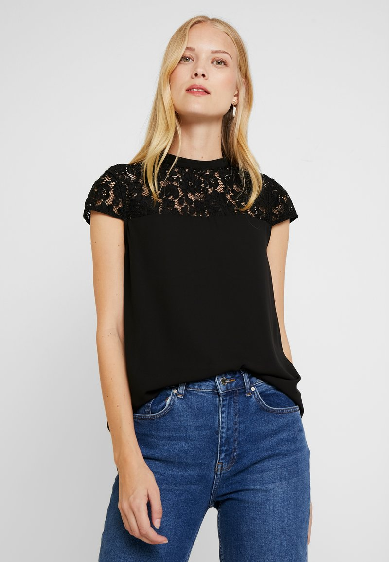 Esprit Collection - NEW ESSENTIAL - Bluse - black
