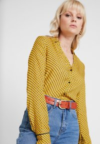 Esprit Collection - Blouse - amber yellow - 4