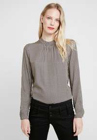 Esprit Collection - SHINY - Blouse - navy - 0