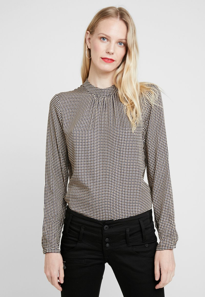 Esprit Collection - SHINY - Blouse - navy