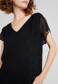 Esprit Collection - SOFT GLITTER - Blouse - black - 5