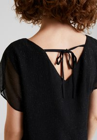 Esprit Collection - SOFT GLITTER - Blouse - black - 3