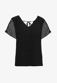 Esprit Collection - SOFT GLITTER - Blouse - black - 4