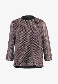 Esprit Collection - FLUENT GEORGE - Blusa - dark red - 3