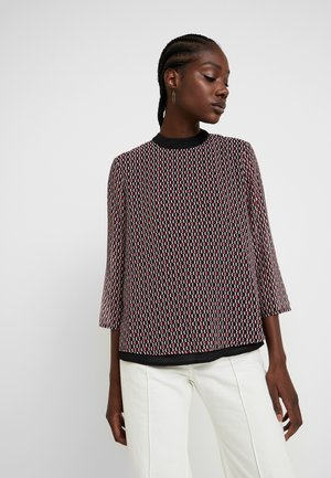 FLUENT GEORGE - Blouse - dark red