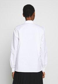 Esprit Collection - SCALLOP EDGE - Blůza - white - 2