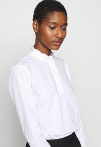 Esprit Collection - SCALLOP EDGE - Blůza - white - 4