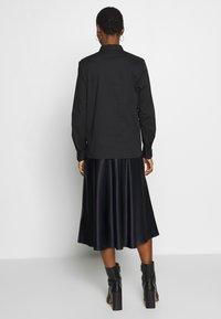 Esprit Collection - SCALLOP EDGE - Blouse - black - 2