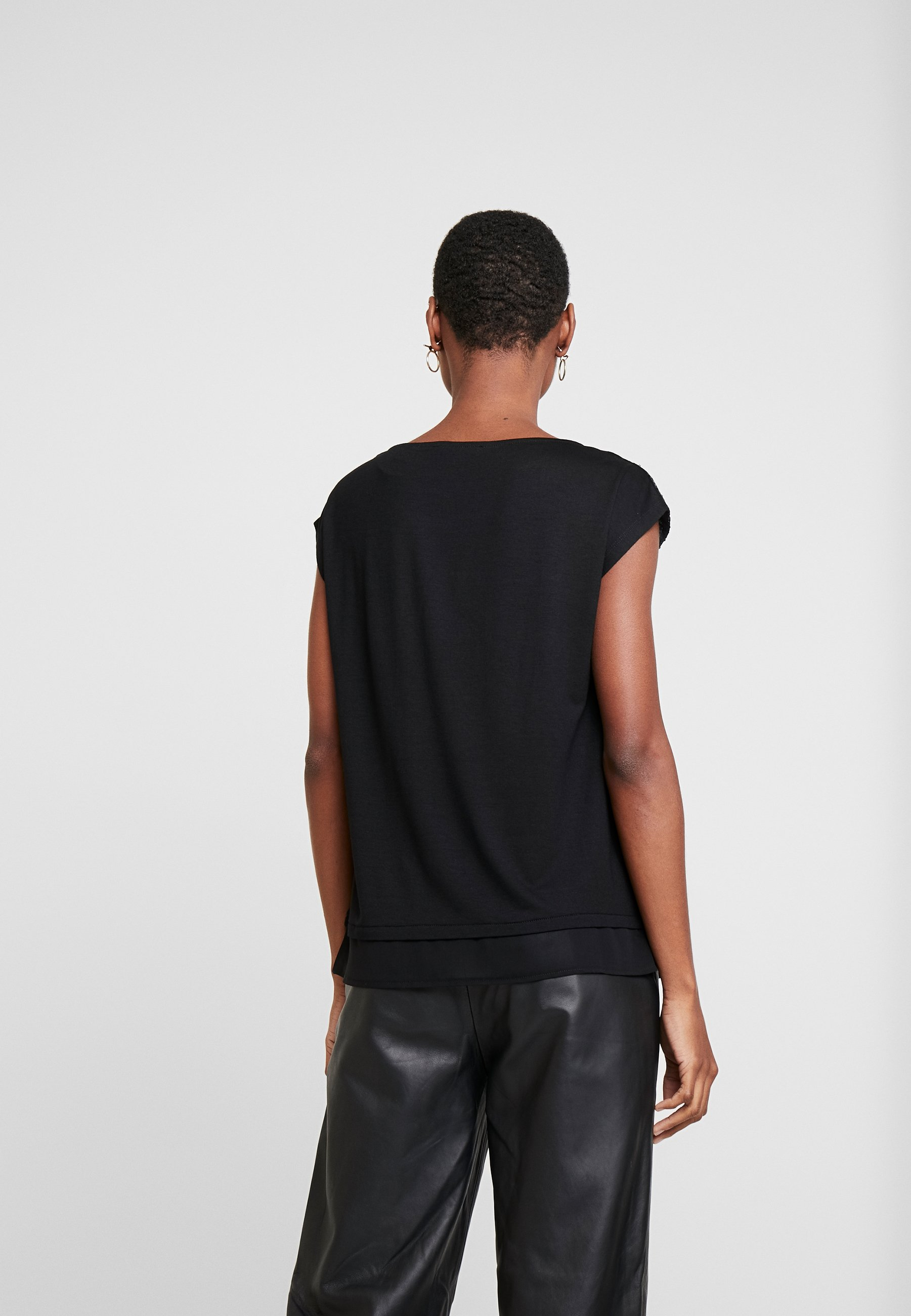 Esprit Collection SEQUINS - Bluser - black