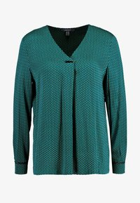 Esprit Collection - BLOUSE - Blouse - bottle green - 3
