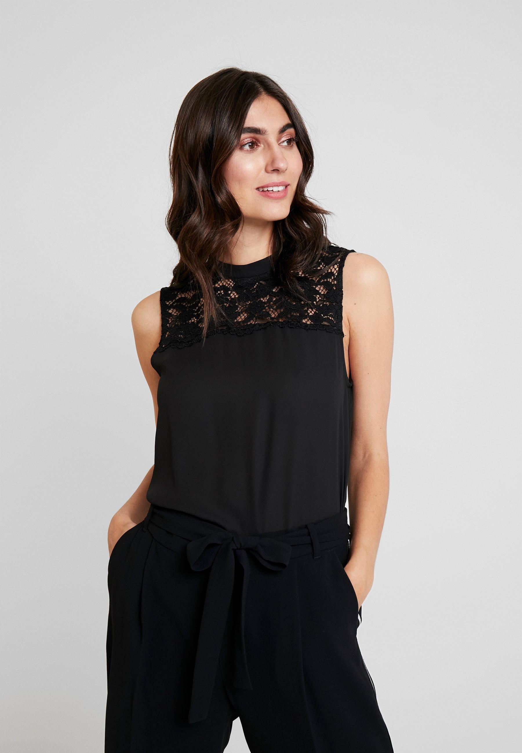 Esprit Collection BLOUSE - Bluser - black