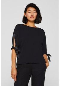 Esprit Collection - Blouse - black - 0
