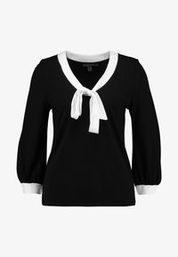 Esprit Collection - CHUNKY - Jumper - black - 4