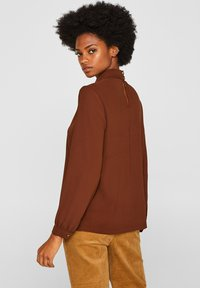 Esprit Collection - Blouse - dark brown - 2