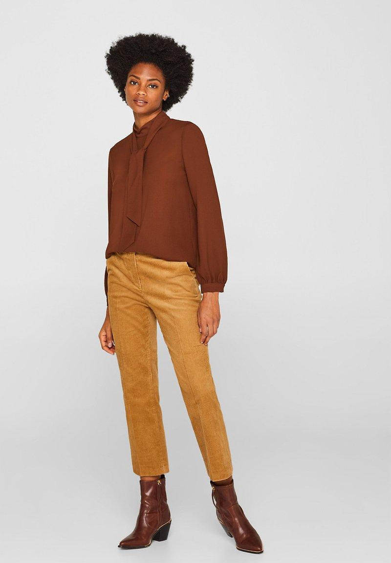 Esprit Collection - Blouse - dark brown